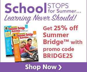 Carson-Dellosa Up to 50% Off educational products