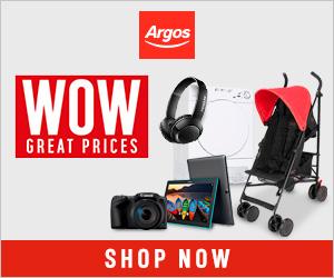 New Argos Catalogue