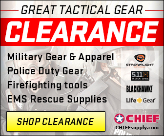 Duty Gear Clearance