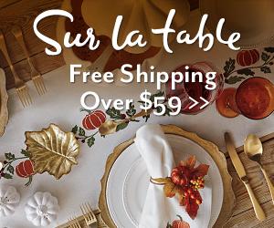 Sur La Table Free Shipping