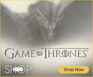 #ForTheThrone! ,Buy Game of Thrones Merchandise Now at the HBO Shop