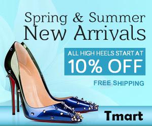 Fashion High Heels - Start at 10% off