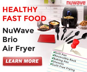NuWave Biro Air Fryer! Shop Now Only at Nuwavenow.com