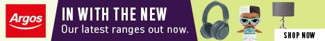 Argos UK Catalogue Price Update 100's of prices Cut