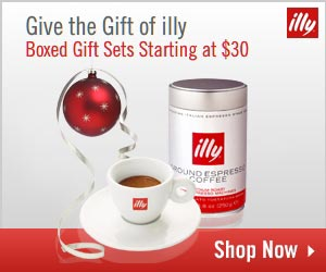 illy Holiday Gifts Starting at $30