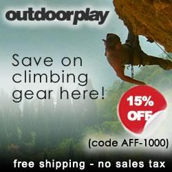 Rock Climbing Gear On Sale