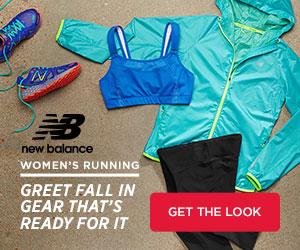 NB Women's Running - 300x250