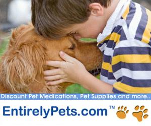 EntirelyPets - Discount pet medications, pet supplies & more