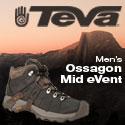 Shop Teva.com for the Men's Ossagon Mid eVent