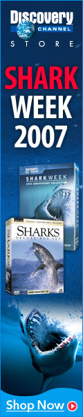 20th Anniversary Shark Week DVD Set