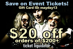 Ticket Liquidator events