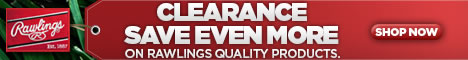 Rawlings Clearance Items