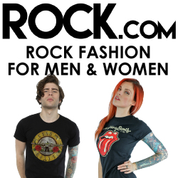 Official Band Merchandise - Rock