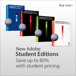 Adobe Creative Suite 4 - Student Edition