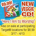 New VeggieTales CD!