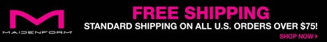 Free Shipping on Orders Over $75 at Maidenform.com