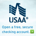 USAA Free Checking that's honestly free