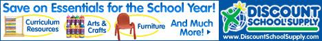 Save on School Supplies!