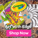 Get 10% off $25 at Crayola.com!