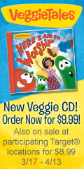 New VeggieTales CD!