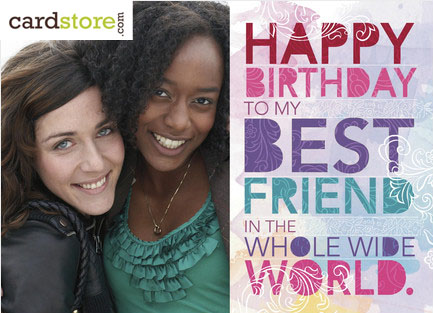 FREE Personalized Birthday Cards at Cardstore.com!