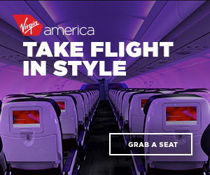 Virgin America - Grab a Seat