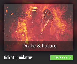 Drake & Future tickets