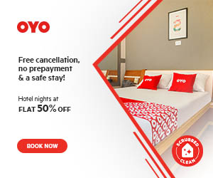 Book Now and Save 35% on your Beautiful Stay at OYO Hotels! Promo code: HOTELSTAYOY