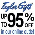 95% off in Taylor's Online Outlet