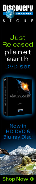 Discovery Planet Earth 11 Part DVD Set