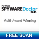 PC Tools Spyware Doctor big banner