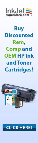 160x600 - HP Printer Ink