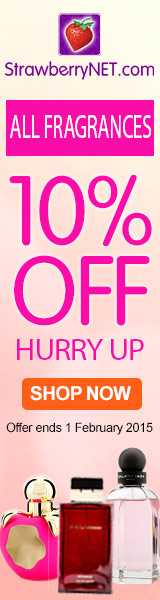 10% Off Valentines day perfumes