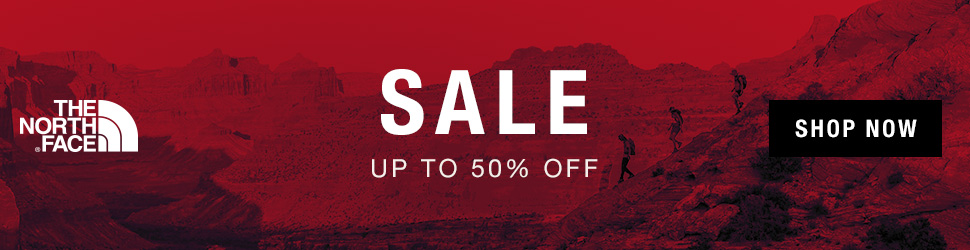 The North Face - Sale now on
