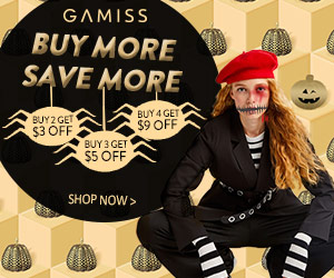 Halloween Promotion 2017: Buy More Save More