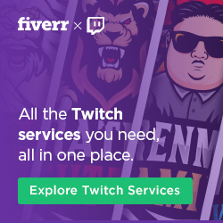 Image for 250x250 Explore Twitch Services