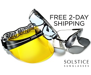 Solstice Free 2-Day Shipping Banner 300x250