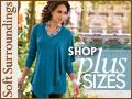 Soft Surroundings - Plus Size Fashions
