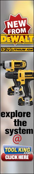 DeWalt 12V Max Tools 120x600