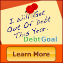 Get Out of Debt - New Year Resolution