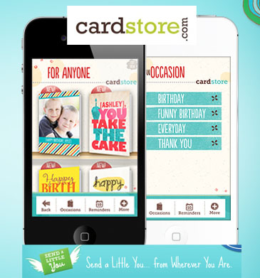 Cardstore's NEW FREE iPhone App