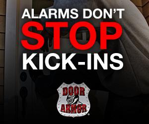 300x250 Alarms Don't Stop Kick-Ins