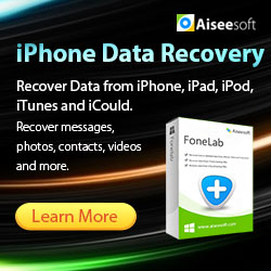 Recover data from any iOS device!