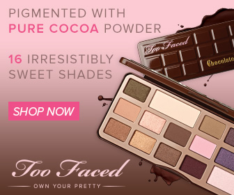 Shop the new Haute Chocolate collection at Too Faced! 16 irresistibly sweet shades