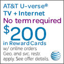 AT&T U-verse Coupon Code