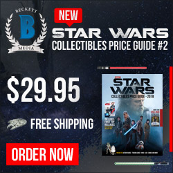 Star Wars Collectibles Price Guide #2 2018