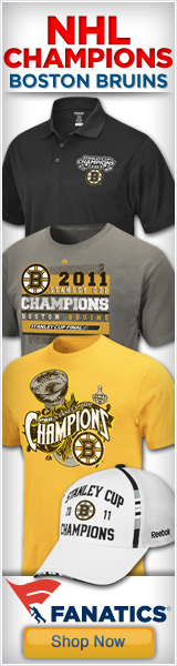 2011 Stanley Cup Gear at Fanatics