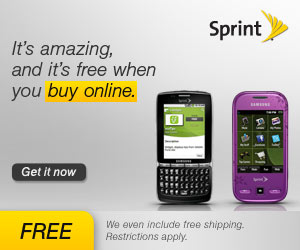 Sprint Unlimited Web Talk and Text