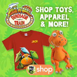 PBS KIDS Dinosaur Train Shop