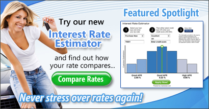Check auto loan rates
